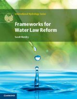 Frameworks for Water Law Reform