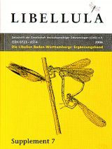 Libellula Supplement 7: Die Libellen Baden-Württembergs: Ergänzungsband [The Dragonflies of Baden-Württemberg: Supplementary Volume]