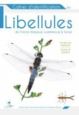 Cahier d'Identification des Libellules de France, Belgique, Luxembourg & Suisse [Identification Guide to the Dragonflies of France, Belgium, Luxembourg & Switzerland] Image