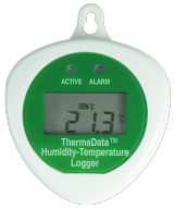 ETI ThermaData HTD/HTB Humidity and Temperature Logger
