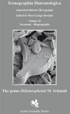 Iconographia Diatomologica, Volume 25: The Genus Didymosphenia M. Schmidt Image