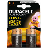 C-Cell Alkaline Batteries (LR14): 2 pack