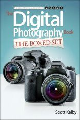 Scott Kelby's Digital Photography (5-Volume Set)
