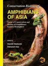 Amphibian Biology, Volume 11, Part 1: Conservation Biology of Amphibians of Asia Image