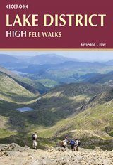 Cicerone Guides: The Lake District: High Fell Walks