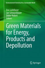 Green Materials for Energy, Products and Depollution Image