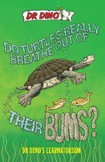 Do Turtles Really Breathe Out of Their Bums? Image