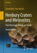 Henbury Craters and Meteorites