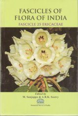 Fascicles of Flora of India, Fascicle 25