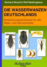 Die Wasserwanzen Deutschlands: Bestimmungsschlüssel für Alle Nepo- und Gerromorpha [The Water Bugs of Germany: Identification Key for all Nepo- and Gerromorpha]