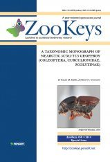 ZooKeys 450: A Taxonomic Monograph of Nearctic Scolytus Geoffroy (Coleoptera, Curculionidae, Scolytinae)