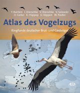 Atlas des Vogelzugs: Ringfunde Deutscher Brut- und Gastvögel [Atlas of Bird Migration: Ringing Recoveries of German Breeding and Migrating Birds]