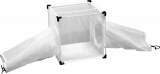 BugDorm-4D Insect Handling Cage (32.5 x 32.5 x 32.5cm)
