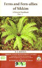 Ferns and Fern-Allies of Sikkim: A Pictorial Handbook, Part 1 Image