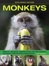 Monkeys: Baboons, Macaques, Mandrills, Lemurs and Other Primates, All Shown in More Than 180 Exciting Pictures Image