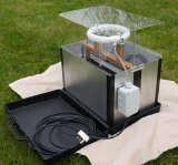 Mobile 22W Actinic 'Lucent' Skinner Moth Trap