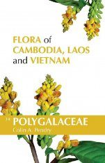 Flora of Cambodia, Laos and Vietnam, Volume 34