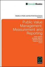 Public Value Management, Measurement and Reporting