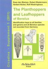 The Planthoppers and Leafhoppers of Benelux Image