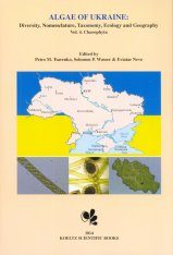Algae of Ukraine, Volume 4: Charophyta