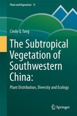 The Subtropical Vegetation of Southwestern China