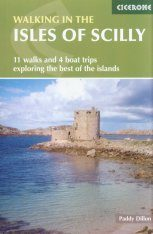 Cicerone Guides: Walking in the Isles of Scilly