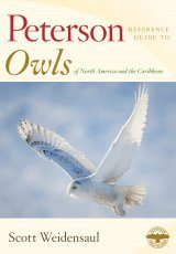 Peterson Reference Guide to Owls of North America and the Caribbean Image