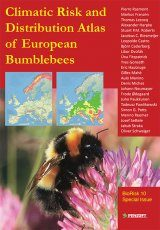 Climatic Risk and Distribution Atlas of European Bumblebees Image