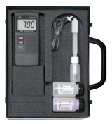 Lutron Soil pH Meter with Hard Carry Case PH-212