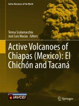 Active Volcanoes of Chiapas (Mexico)