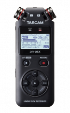 Tascam DR-05X Portable Handheld Recorder