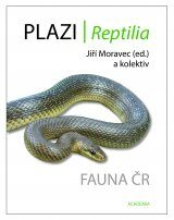 Fauna ČR: Plazi, Reptilia  [Reptile Fauna of the Czech Republic] Image