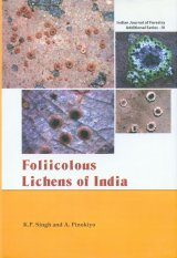 Foliicolous Lichens of India