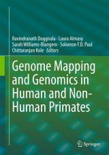 Genome Mapping and Genomics in Human and Non-Human Primates