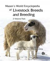 Mason's World Encyclopedia of Livestock Breeds and Breeding (2-Volume Set)