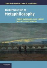 An Introduction to Metaphilosophy Image