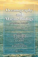 Oceanography and Marine Biology: An Annual Review: Volume 53 Image