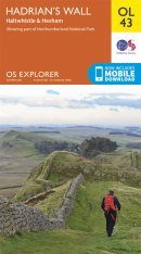 OS Explorer Map OL43: Hadrian's Wall