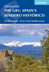 Cicerone Guides: Trekking The GR1: Spain's Sendero Historico