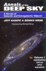 Annals of the Deep Sky – A Survey of Galactic and Extragalactic Objects, Volume 1
