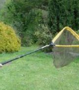 Telescopic Folding Butterfly Net