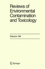 Reviews of Environmental Contamination and Toxicology, Volume 184 Image