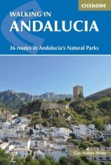 Cicerone Guides: Walking in Andalucía