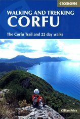 Cicerone Guides: Walking and Trekking Corfu