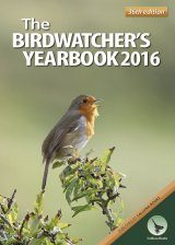 The Birdwatcher's Yearbook 2016 Image