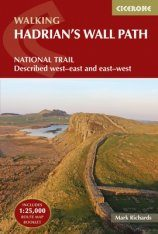 Cicerone Guides: Walking Hadrian's Wall Path