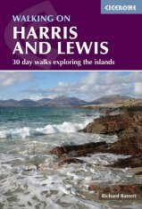 Cicerone Guides: Walking on Harris and Lewis