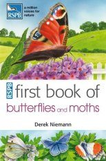 RSPB First Book of Butterflies and Moths Image