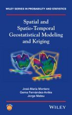 Spatial and Spatio-Temporal Geostatistical Modeling and Kriging Image