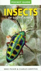 Struik Pocket Guide: Insects of South Africa Image